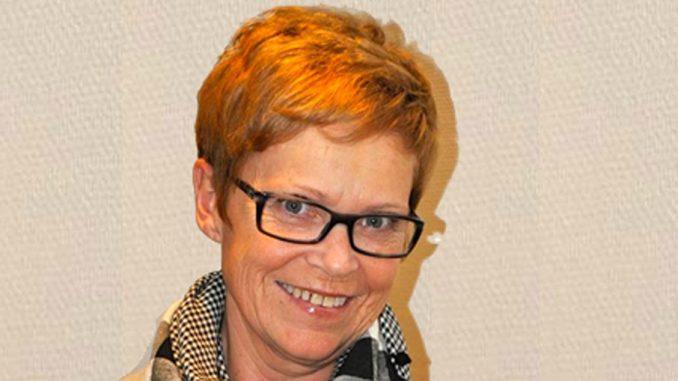 Vernepleier Anne-Berit Løw Sandtorv