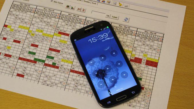 Turnus og mobil