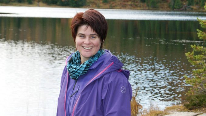 Vernepleier Anita Bråten
