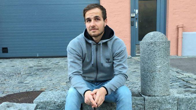 Vernepleier Andre Søreide