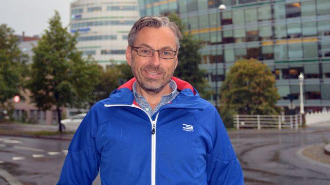 Bjørn Harald Iversen i Delta