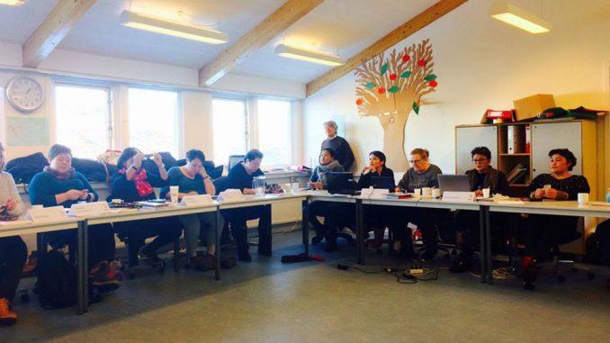 Diplomutdanning i vernepleie på Grønland