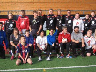 Fotballlag fra Sogndal