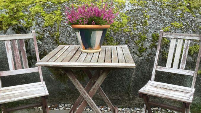 Bilde av en hage
