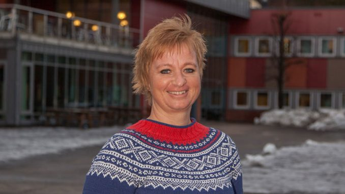 Vernepleier Helga Elisa Colbjørnsen