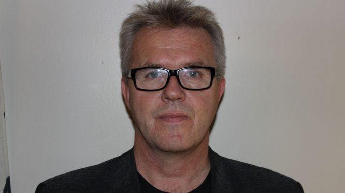 Forsker Johan Tveit Sandvin