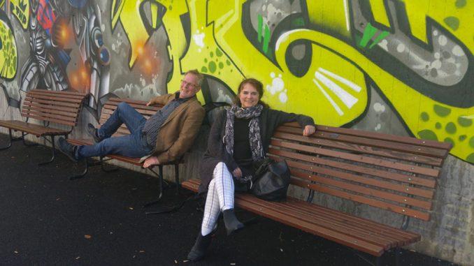 Lars Ole Bolneset og Randi Krogstad
