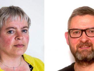 Mari Bjørnstad Roer og Cato Brunvand Ellingsen