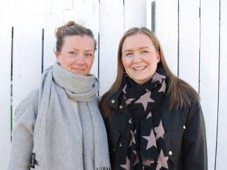 Ergoterapeut Veronica Grubbli og Vernepleier June Olsen