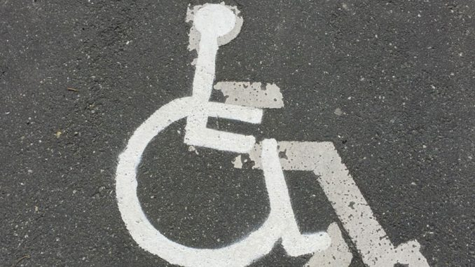 Ikon funksjonshemmede