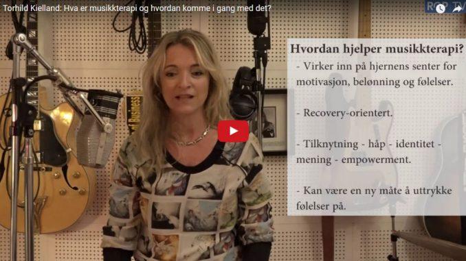 Torhild Kielland-Musikkterapi