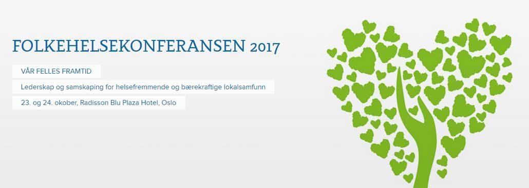 Folkehelsekonferansen 2017