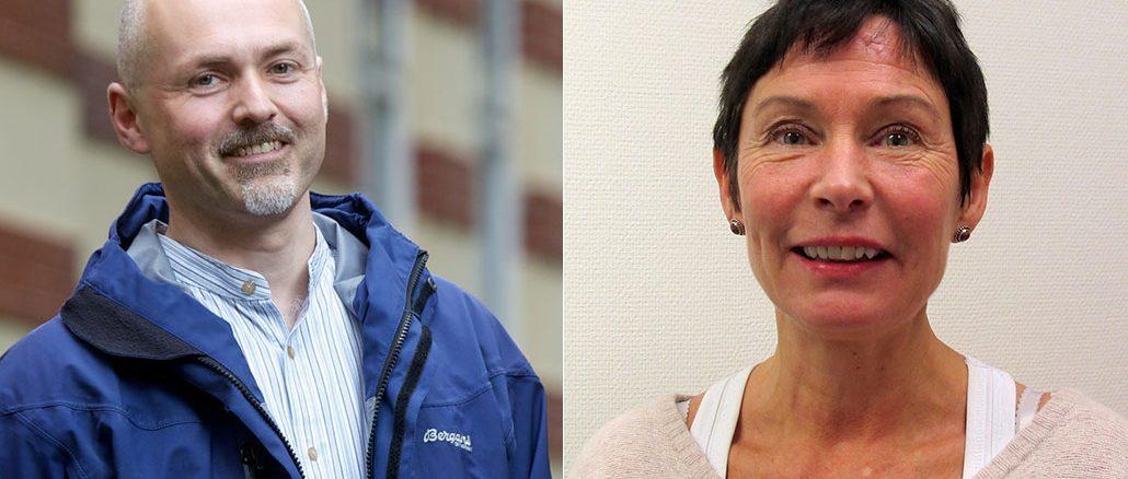 Thomas Owren og Sølvi Linde