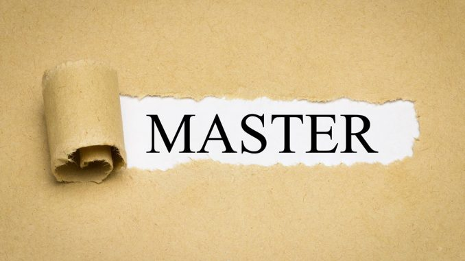 Masterstudier