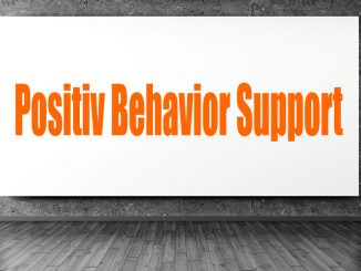 Positiv Behavior Support