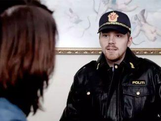 Politi i samtale