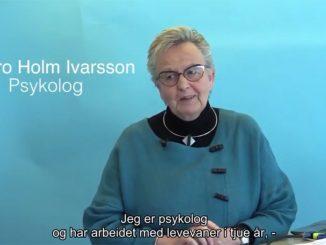 Psykolog Barbro Holm Ivarsson
