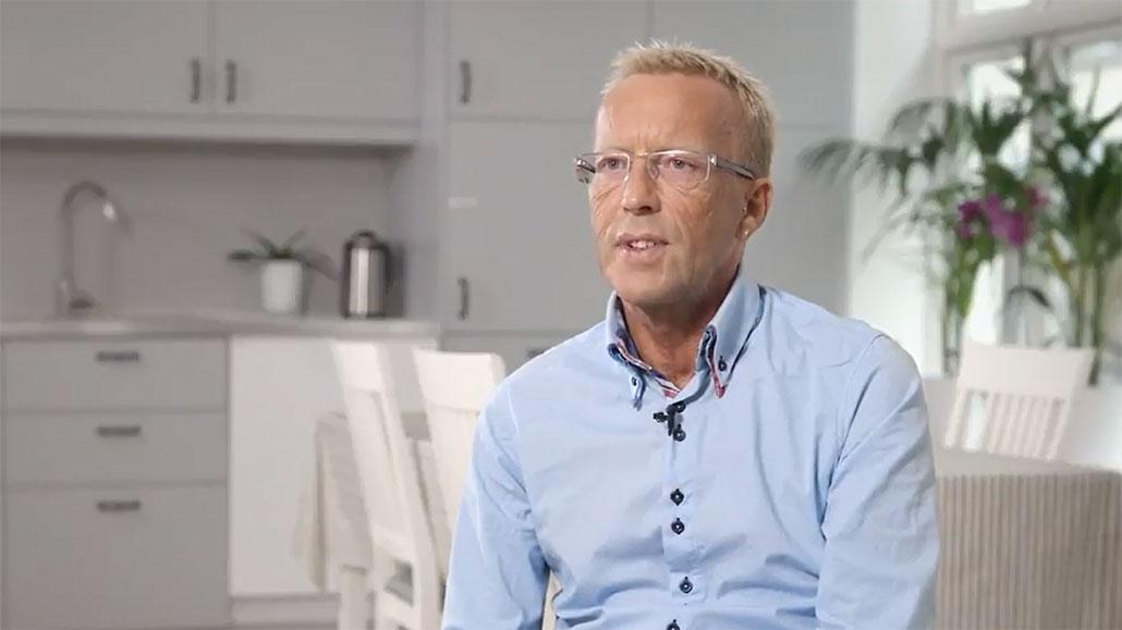 Fagsjef Svein Rune Bjørkmo