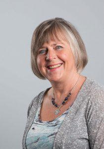Betty Sandvik Døble, leder ABC drift i Aldring og helse