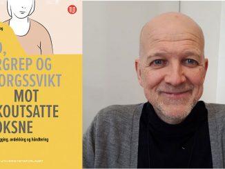 Bilde av bokanmelder Bernt Barstad