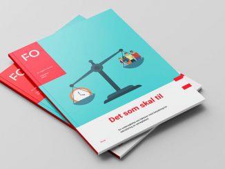 Omslaget til rapport - Det som skal til
