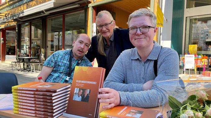 """Boklansering av boken """"Vi er medforskere"""""""